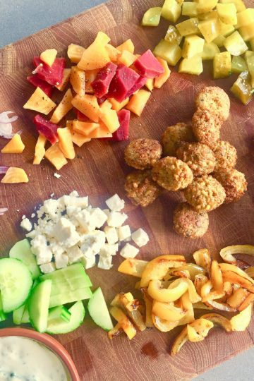 Foxilicious foodblog vegetarisch kidsproof yum