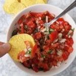 Salsa van tomaat