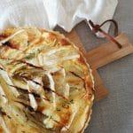 Witlof en kaas uit de oven