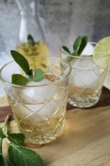 home made ice tea alcoholvrij zwanger