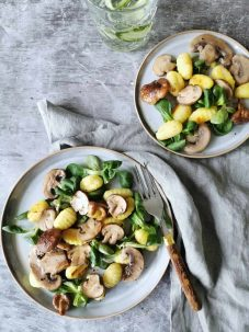 Vegetarische gnocchi