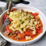 De lekkerste vegetarische pasta