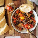 Vegetarisch stoofpotje Italiaans