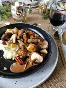 Kerst hoofdgerecht vegetarisch