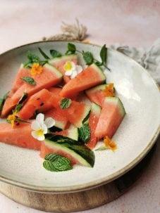 Meloen vegetarisch