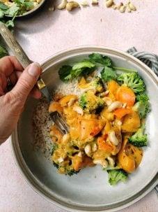 Curry zonder pakjes en zakjes en potjes