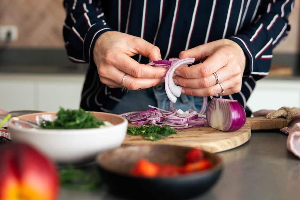 Waarom koken met seizoensgroente een goed idee is.